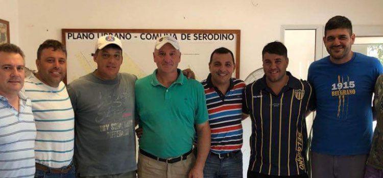 Clubes Boca Juniors y Belgrano.