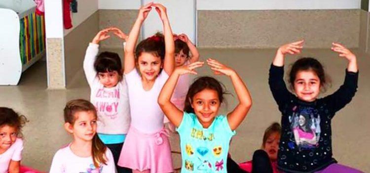 Taller de Danzas Clásicas Infantil