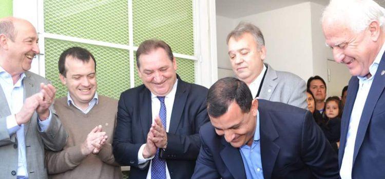 Inauguramos el Centro Integral de Desarrollo Comunitario